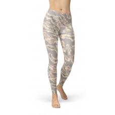 Camouflage UCAF Tiger Stripe Pixel Pattern Camo Leggings