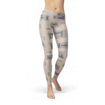 Camouflage Urban-T Mout Pattern Camo Leggings