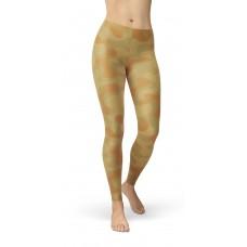Camouflage AFGH Blotch 74-1 Pattern Camo Leggings