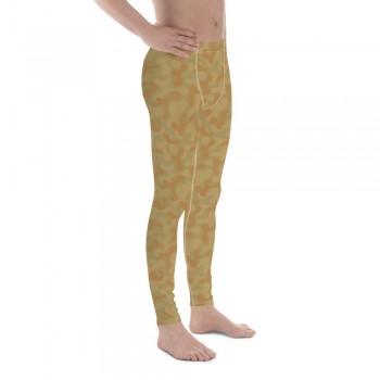 Camouflage Pattern Afgh Blotch 1 1974 Men's Camo Leggings