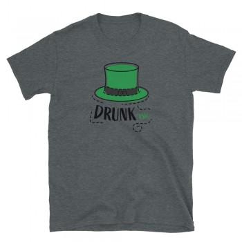 St. Patty's Day Drunkish Hat T-Shirt