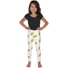 Lucky Coins with 4 Leaf Clovers Toddler Leggings
