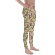 Camouflage Pattern Jungle Men's Camo Leggings