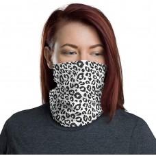Animal Print Neck Gaiter, Headband, Neck Warmer